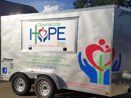 Helping Operation Hope